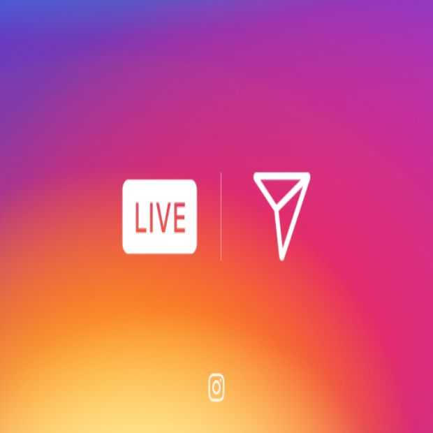 Instagram introduceert live videostreams