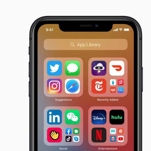 iOS 14 is nu beschikbaar: dit zijn de nieuwe functies en verbeteringen