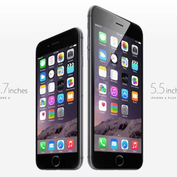 iPhone 6 in eerste weekend al 10 miljoen verkocht