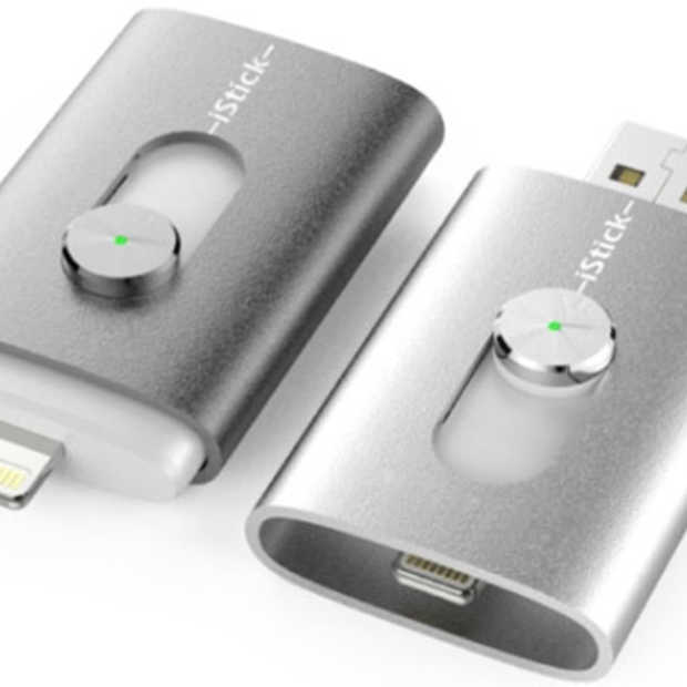 iStick: eerste USB Flash Drive met Lightning-connector