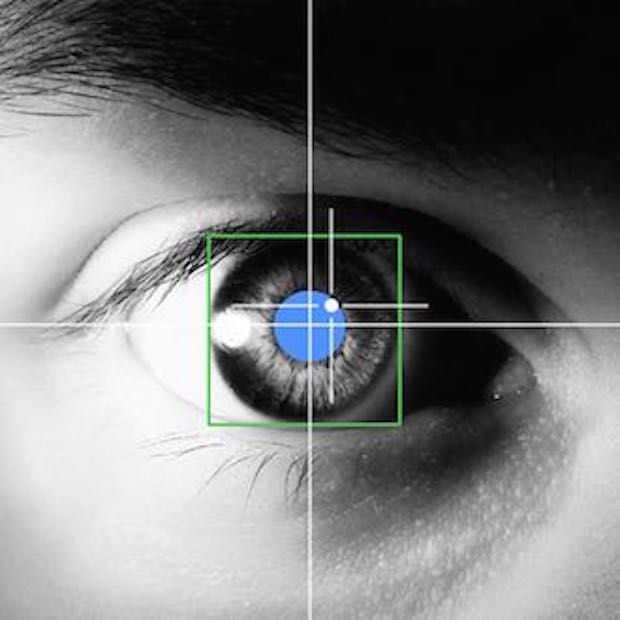 Ruiten wissen met je ogen als afstandsbediening