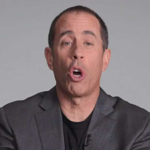 Jerry Seinfeld over ons gedrag in de Digital Age