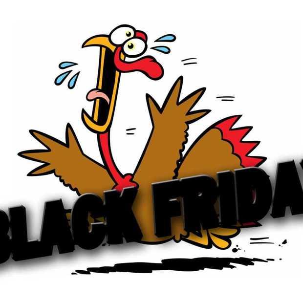 Koopjes tijd, want deze vrijdag is het Black Friday!