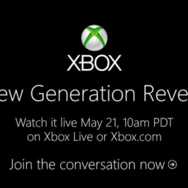 Krijgen we de nieuwe Xbox te zien op 21/5?