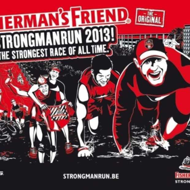 Laatste dag om in te schrijven voor de Strongmanrun. Tien gratis plaatsen via Belgian Cowboys