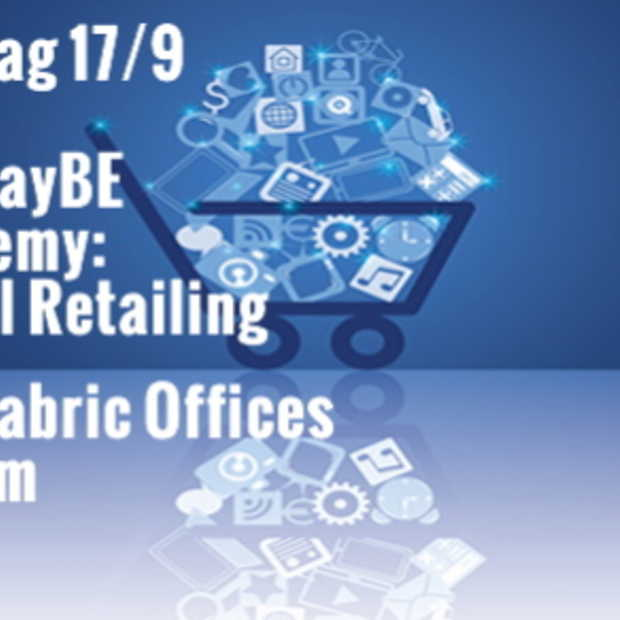 "Last minite 20% korting promo voor Social Media Day Academy over ""Social Retailing"""