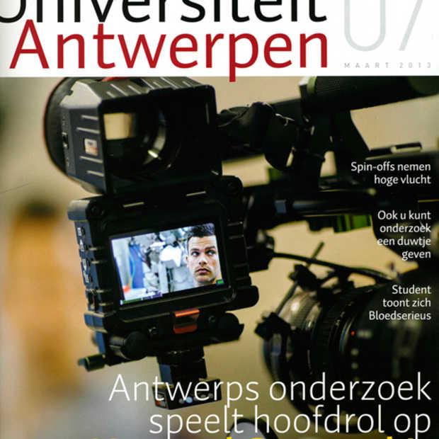 LDV bedenkt TV-programma voor Universiteit Antwerpen