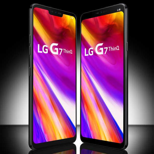 Review: LG G7 ThinQ - alles wat je verwacht van een toptoestel