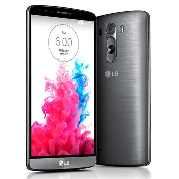 LG toont veelbelovend nieuw vlaggenschip