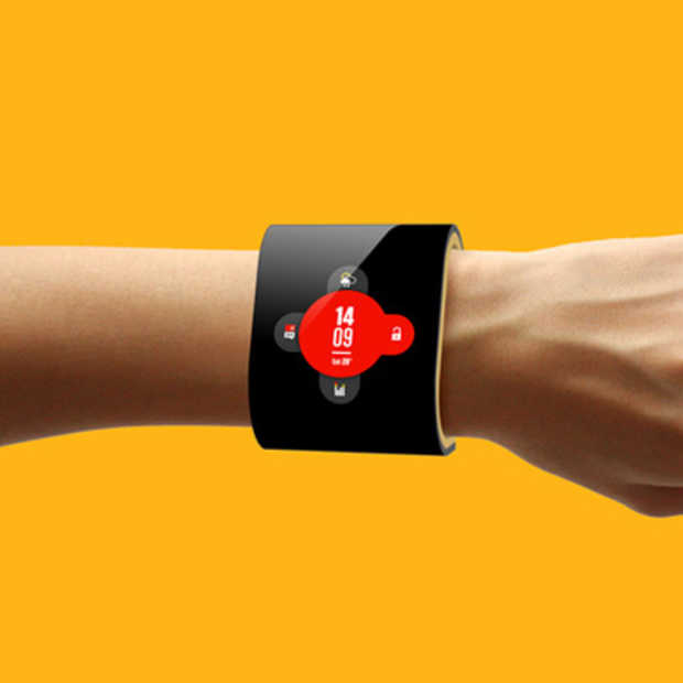 LifeHub: smartphone en horloge in één