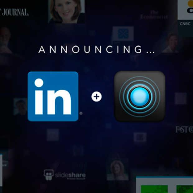 LinkedIn koopt Pulse