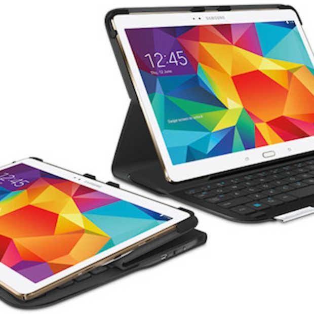 Logitech Type-S case voor de Galaxy Tab S 10.5 inch