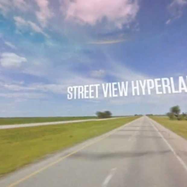 Maak je eigen StreetView roadmovie met Hyperlapse