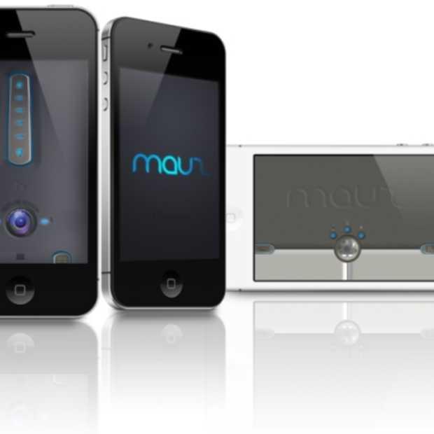 Maak van je iPhone een 3D computer muis met Mauz