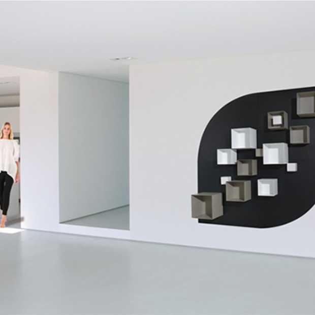 Magnetic Spirit vervaagt de lijn tussen kunst en meubilair