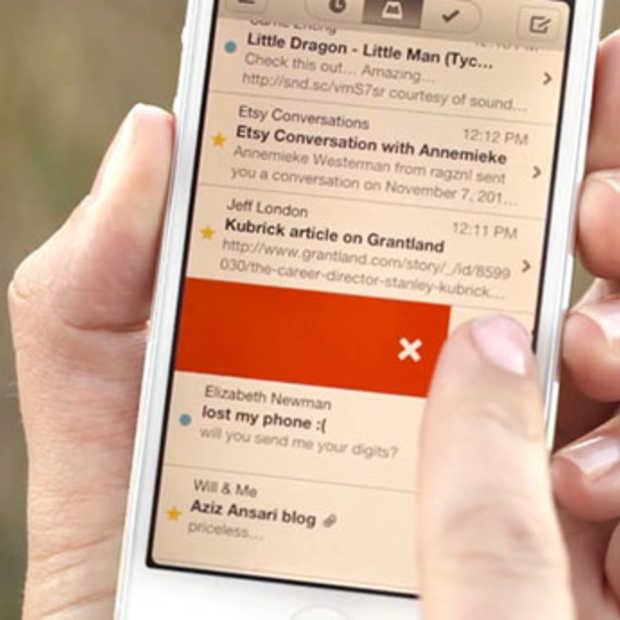 Mailbox. Email op mobile opnieuw uitgevonden?