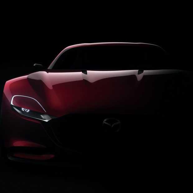 Dit is de mooiste auto van het jaar, de Mazda RX-Vision