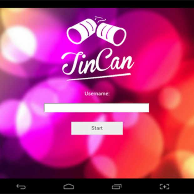 Met TinCan verstuur je berichten zonder internet of data verbinding