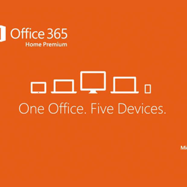 Microsoft lanceert nieuwe Office 365