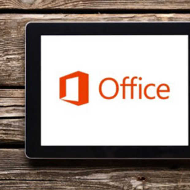 Microsoft Office is nu ook beschikbaar op iPad