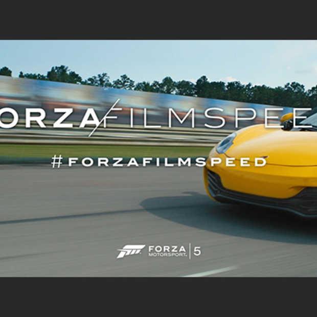 Microsoft pakt uit met een Forza 5 reclameclip in flipbook-stijl