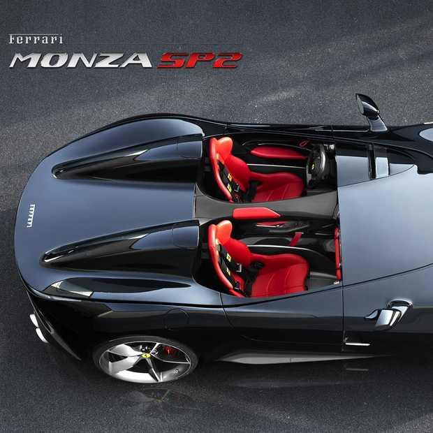 Mooiste Supercar van 2018: Ferrari Monza SP2