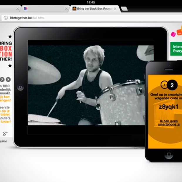 Mortier en Prophets maken eerste multi-device videoclip voor Mobistar