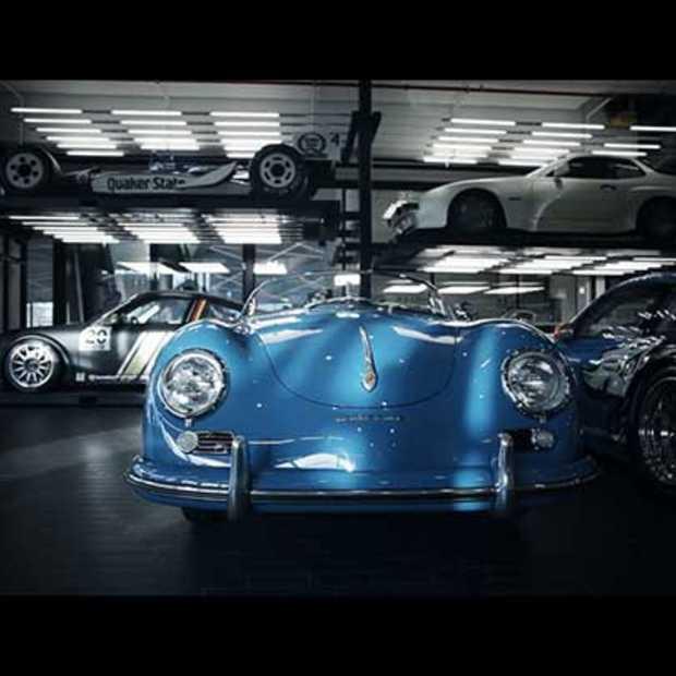 Motorhead.jp bezoekt het Porsche Museum