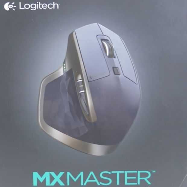 Review: Logitech MX Master