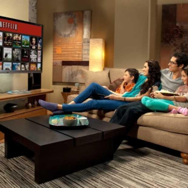 Netflix eind 2013 naar Nederland, volgt België?