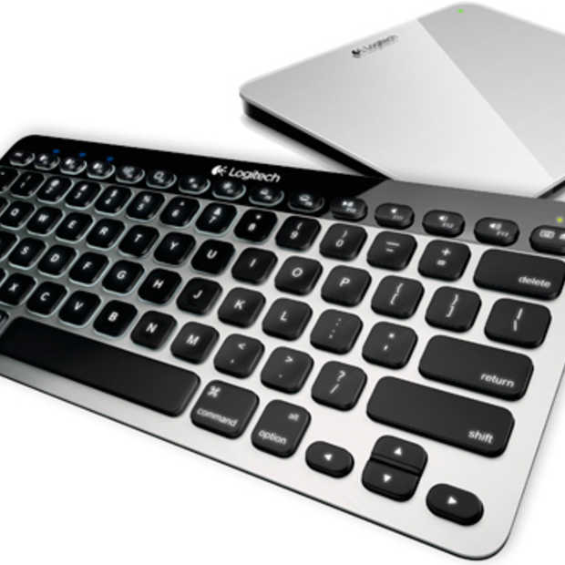 Nieuw Logitech Easy-Switch keyboard voor Mac, iPad en iPhone