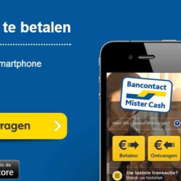 Nieuwe Bancontact app klaar om getest te worden: co-creatie gaat vandaag van start