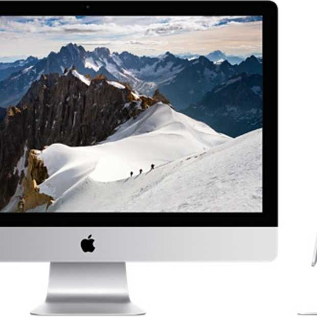 Nieuwe iMac met 5K-resolutie