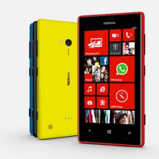 Nieuwe Nokia Lumia 720: mid-range vrouwelijk toestel voor coole pics met stijlvolle cover [review]