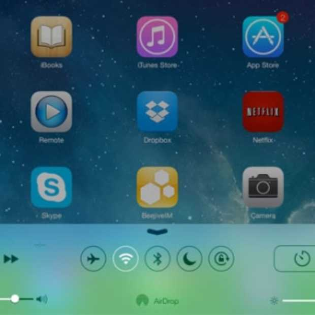 Nieuwe versie iOS 7 Beta nu ook voor iPad beschikbaar