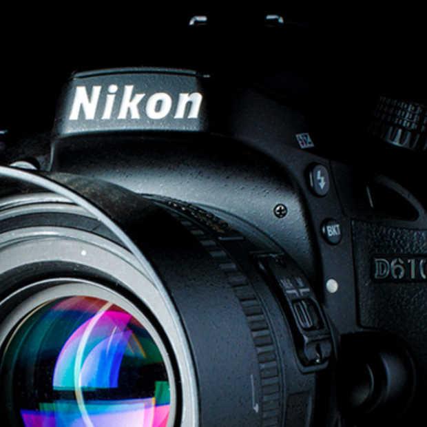 Nikon lanceert de nieuwe 'budget' Full-Frame DSLR: D610
