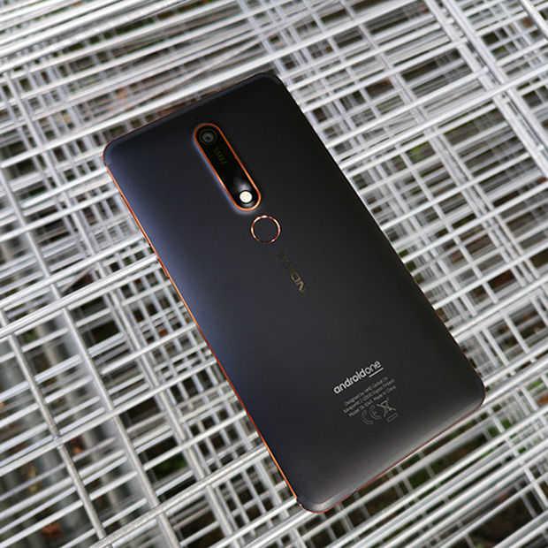 Review: Nokia 6.1 - degelijke prijs/kwaliteit