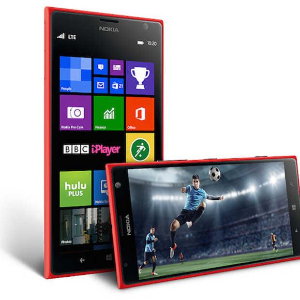 Nokia Lumia 1520 grootse prestaties, kleine ervaring [review]