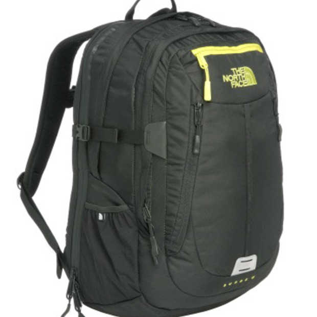 Northface Surge II Charged rugzak review