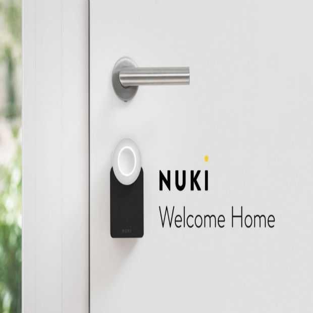 Nuki smart lock: geen gedoe meer met sleutels