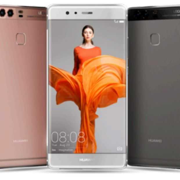 Officieel: Huawei P9 en P9 Plus