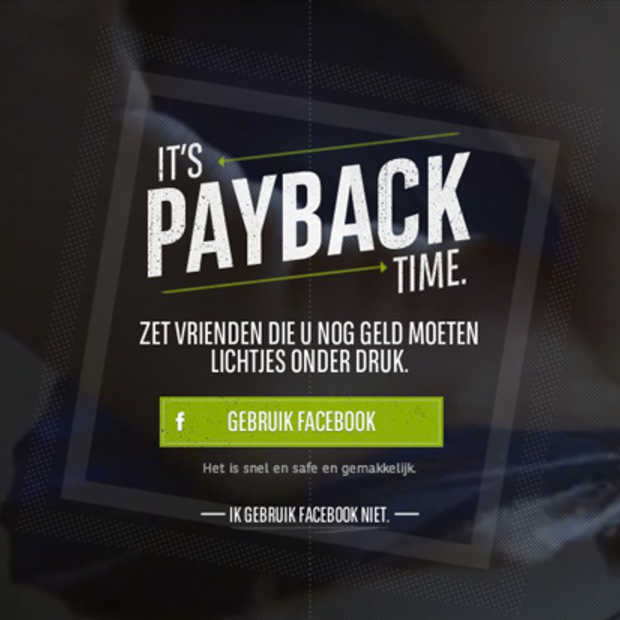Paybacktime: vorder geld terug van je nalatige vrienden