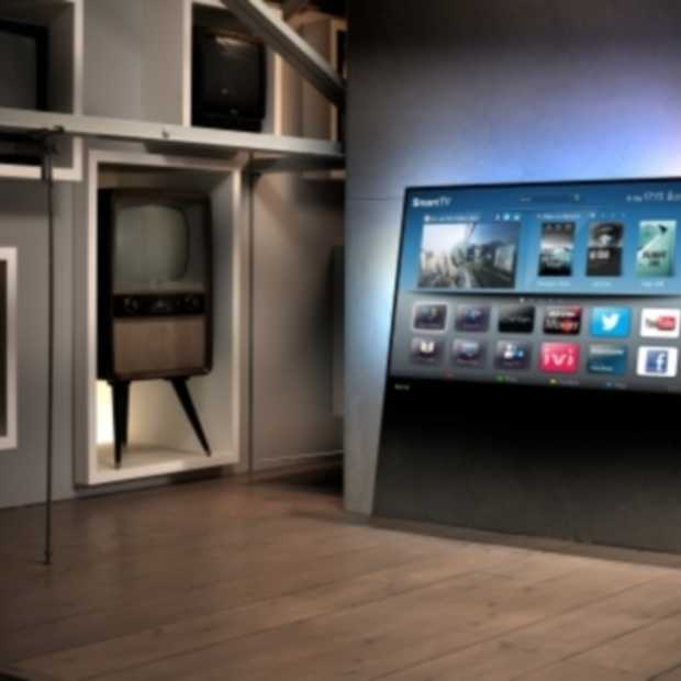 Philips DesignLine breekt met conventioneel tv-design