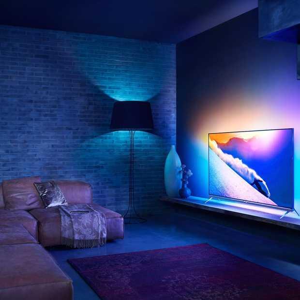 Philips maakt de tv weer het middelpunt van de huiskamer