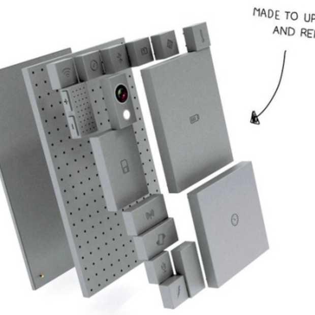Phonebloks: customize je duurzame smartphone in Lego-stijl