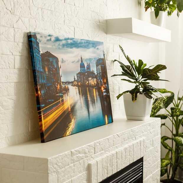 Vier manieren om je foto's als wanddecoratie in te zetten