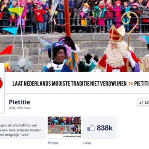 Pietitie, de snelst groeiende Facebookpagina ooit in Nederland gelanceerd