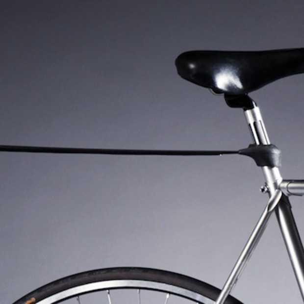 Plume: het spatbord dat kan je oprollen, een handig gadget voor je fiets