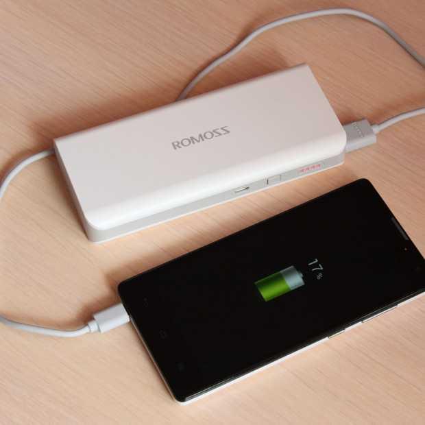 Gedaan met de (korte) levensduur van de smartphone-batterij?