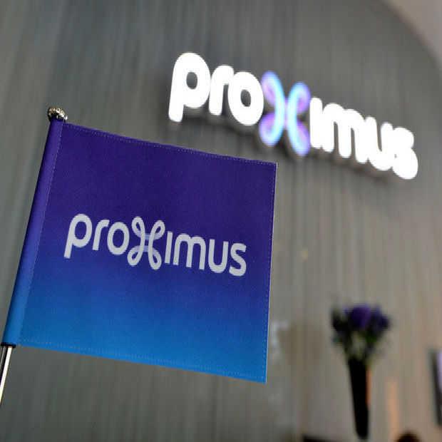 Proximus betaalt 120 miljoen euro aan Base en Mobistar